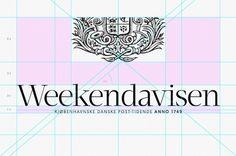 Weekendavisen — iPad app on the Behance Network