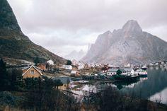 Reine - Lofoten, Norway #norway #photography #lofoten #landscape