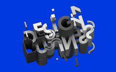 DesignBusiness_Typography_1 #graphics #type #3d #typography
