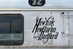 CHEYNESAW #train #serif #paint #custom #york #type #new