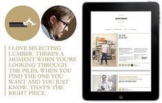 YASLY | Blog Of Man #ipad #layout #typography
