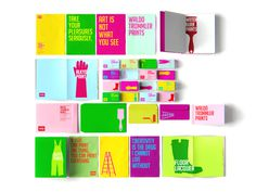 lovely stationery wtp4 #branding #paint #colorful