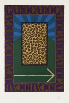 Tom Phillips, 'Canto IV: [no title]' 1982