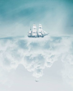 Dreamlike Photo Manipulations by Abie Amadea
