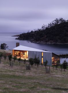 © Trevor Mein #architecture #shearers quarters house #john wardle architects