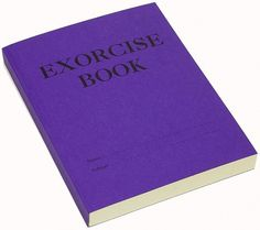 ExorciseBook-2.jpg 578×514 pixels #binding #color #books