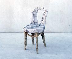 Skin Furniture Chair #interior #creative #inspiration #amazing #modern #design #ideas #furniture #architecture #art #decoration #cool