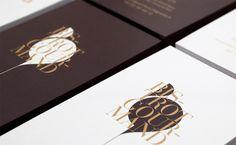 «Murmure — Bistrot Gourmand» в потоке «Брендинг / Айдентика» — Посты на сайте Losko #cafe #stationery