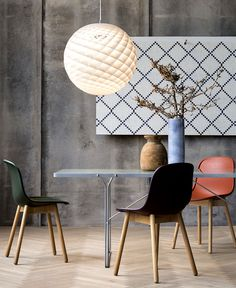 Patera Light by Oivind Slaatto - #lamp, #design, #lighting, #productdesign