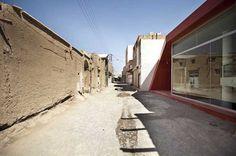 ali dehghani + ali soltani + atefeh karbasi: no name shop #architecture