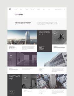 Stevenson Systems by Socio Design, United Kingdom  #brand #identity #logo #web #ui #website #layout