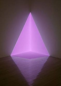James Turrell #light #art #installation