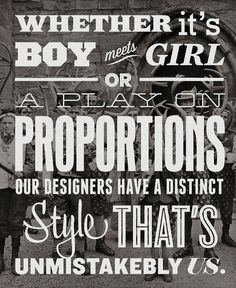 A play on proportions #fonts #design #hoefler #losttype #poster #type #typography