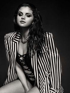 Selena Gomez Gets Sultry for Aris Jerome Photo Shoot #SelenaGomez #ArisJerome