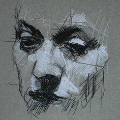 #pencil #sketch #grey #paper #white #pencil