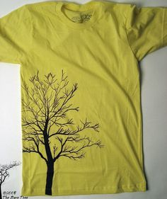 Tree T-shirt design Spring #fashion #design #shirts #shirt