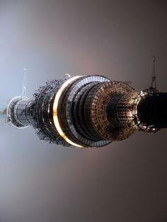 Spaceship Engine #le manoosh #spaceship engine