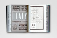 SI Special: Where Chefs Eat designed by Kobi Benezri #layout #book