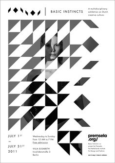 graphicporn:(via Roosje Klap Graphic Design) #print #pattern #poster #illustration