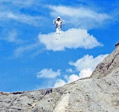 Up, up and down: The ephemerality and reality of the jetpack