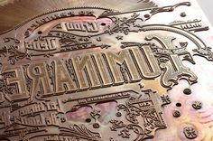 cantrell_pr_luminares_7 #type #embossed #plate