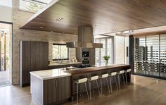Denver Hilltop House Designed to Support a Growing Family 3
