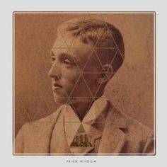 HI-Stereo, Prism Wisdom album cover by Jacob Fulton #album #modern #sepia #jacob #stereo #grassland #record #wisdom #photography #triangle #fulton #music #hi #antique #prism
