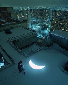 Beautiful Moon Photography from Russia #boris #tishkov #bendikov #photography #moon #leonid