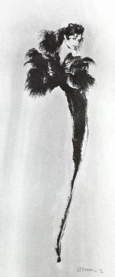 Rosie Emerson - Brigitte Bardot / Faded Palm | Daily Art Fixx Shop - Contemporary Art Gallery #print #artist #art #contemporary