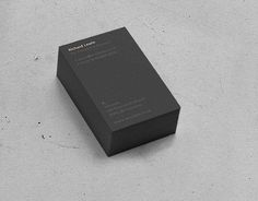 - #business card #minimal #card