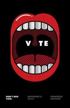 Go Vote by Viet Huynh