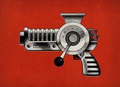 Raygun 52 - Matt Stevens | BLDGWLF #raygun