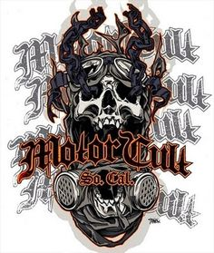 Racecar 13 | TannerGoldbeck #13 #calligraphy #goldbeck #illustration #racecar #skull #tanner