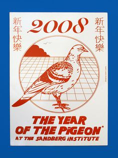 The Year Of The Pigeon - Isabel Lucena