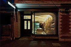 Baker D. Chirico | Design Graphique #sign #storefront