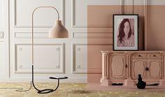 Anita Lamp by Nicolas Conti – Fubiz™ #interior #lamp #design
