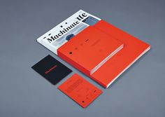 Machinate Photographic look books