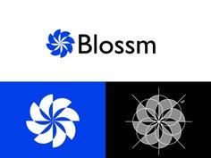 Blossm Brand Identity