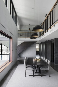 Church House is an Adaptation of an Existing Heritage Church into a Unique Family Home 4