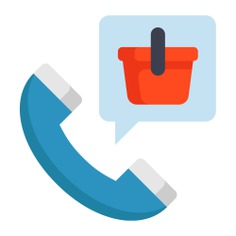 See more icon inspiration related to order, call, phone, commerce and shopping, commerce, shop and shopping on Flaticon.