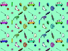 Patterns Marco Oggian #ixed #draw #ike #illustration #poster
