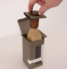 lovely-package-sergey-grigoryan8.jpg (538×550) #mens #packaging #products #shaving #pigeon #brush