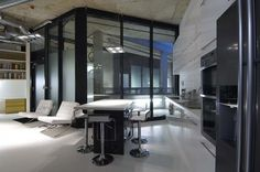 Project - Webber Street Studio - Architizer #architecture