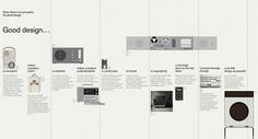 Dieter Rams: Ten Principles | Bibliothèque Design #layout #dieter #rams