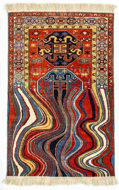 Faig Ahmed | PICDIT #design #carpet #art #installation