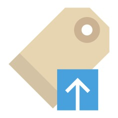 See more icon inspiration related to label, price tag, ecommerce, commerce and shopping on Flaticon.