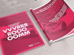 VVVRRRROOOOMM // Cover & Intro