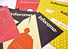 Infografiken für Inforama #cover #print #infographic #magazine