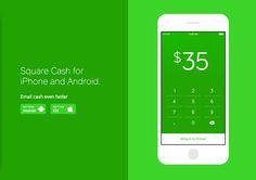 Square_cash_app #flat #square #design #ui