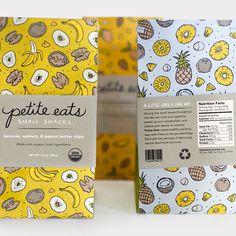 Petite Eats on Behance